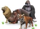 3DS「アニマルリゾート 動物園をつくろう!!」本日発売!記念壁紙&待ち受けプレゼント開始