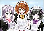 グリー専用メイド恋愛ゲーム「メイド in LOVE」をGREEにて提供開始