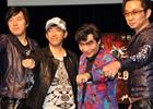 発売日は2011年9月22日に決定!須田氏・三上氏・山岡氏のトークショウにゲストとして我修院達也氏登場!PS3/Xbox 360「シャドウ オブ ザ ダムド」ジャパンプレミア開催