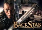 本日よりiPhone/iPod touch/iPad向けアプリ「BackStab」の配信を開始