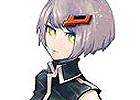 PSP「ブラック★ロックシューター THE GAME」公式サイトにてBRSの唯一のパートナー、GRAYのショートムービーを公開