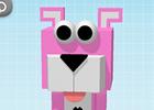 デジタルペットと、いつも一緒!iPhoneアプリ「キューブドッグ」ハンゲームで無料配信スタート