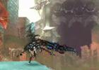 PSP「ブラック★ロックシューター THE GAME」3つの映像を一挙公開!