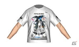 御影氏からのコメントもお届け!PSP「ブラック★ロックシューター THE GAME」発売記念抽選会を開催
