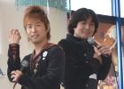 代永翼さん&馬場英雄氏がジュード&ローエンのポーズで決めた「テイルズ オブ エクシリア」発売記念プレミアムトークショーをレポート