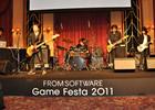 素性が10種類用意された「ダークソウル」新マップ&新パーツ登場「ARMORED CORE V」をとことん先行体験!生ライブも大迫力「FROMSOFTWARE Game Festa 2011」開催