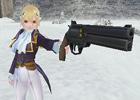 PSP「ファンタシースターポータブル2 インフィニティ」「サクラ大戦」とのコラボレーションアイテム第2弾を本日配信