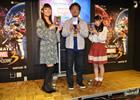 椿姫彩菜さんと古木のぞみさんが対戦!PS3/Xbox 360/PS Vita「ULTIMATE MARVEL VS. CAPCOM 3」アルティメット体験会を開催