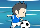 自分だけのサッカーチームを育てて世界一を目指せ!「ドリサカ」がmixiで11月1日配信開始