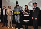椿姫彩菜さんと有村昆さんがバットマンを熱く語る!PS3/Xbox 360「バットマン:アーカム・シティ」発売記念イベントを開催