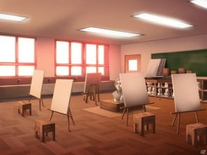 """【ギャルゲー一本釣り!!】第5回は""""夢を追いかけ絵を描いていく学園純愛ストーリー""""「エターナル・エチュード Canvas4」を紹介!"""