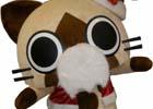 PSP「モンハン日記 ぽかぽかアイルー村G」クリスマスの服アイルーがサンリオピューロランドにやってくる!