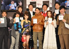 ゲストに岸尾だいすけさん、ふくい舞さん、「露出と防御」コスチュームで登場したのは大島優子さん!PS3/Xbox 360「ファイナルファンタジーXIII-2」発売カウントダウンイベントレポート