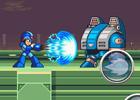 iPhone/iPod touch「ロックマンX」名作アクションゲームがパワーアップして配信開始