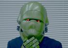 PS3/Xbox 360「バイナリー ドメイン」アサルト君主演の映像「ランチ編」と「説教編」の2本が公開