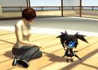 PlayStation HOMEに「ブラック★ロックシューター THE GAME」のぷちっと★キャラが登場!1月25日よりデフォルメキャラアイテムが販売開始