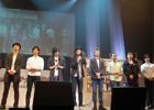 PS3「戦国BASARA HD コレクション」発売決定!1位に輝いたのはやはりあの武将!中井和哉さん、保志総一朗さんも登場した「戦国BASARA ファン感謝祭~BSR48開票の宴~」イベントレポ