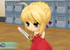 PSP「ねんどろいど じぇねれ~しょん」3月1日より追加衣装「イブニングドレス」&追加ミッション「恐怖!学校の怪談!」が配信開始