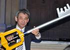 橋本真司氏がキーブレードを使った映像ギミック体験を披露―「キングダム ハーツ 10th ANNIVERSARY」イベントレポート