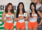 ゲーム内のポスターを彩る美女たちが登場― 「メタルギア ソリッド スネークイーター 3D」レセプションが開催!