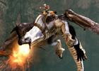 Xbox 360「クリムゾン ドラゴン」プレイヤーのパートナーとなる3種類のドラゴンを公開