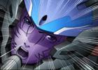 PSP「第2次スーパーロボット大戦Z 再世編」アリオスガンダム、VF-25Gメサイア(トルネードパック装備)をはじめとした新規戦闘シーンを紹介