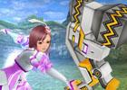 PS2/PC「ファンタシースターユニバース イルミナスの野望」4月12日配信情報!「花咲くスペシャルウィーク!」開催!新たな武器が登場