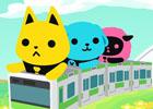 GPSを活用したスマートフォン向けソーシャルゲーム「アニ☆コレ」「Mobage」にて配信開始