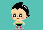 Mobage「空想科学模型遊戯 鉄盤アトム」配信開始―「鉄腕アトム」のキャラクターが活躍するソーシャルゲームが登場