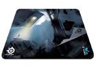 SteelSeries、「ポータル2」をモチーフにしたマウスパッド「SteelSeries QcK Portal2 Edition」を4月27日より発売