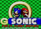 ゲームギアタイトル「Gソニック」が3DSバーチャルコンソールタイトルとして4月18日に配信決定!