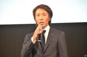 粂田貴司氏
