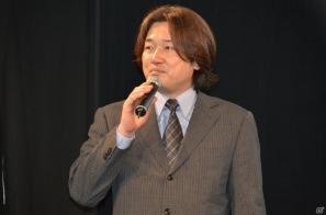 古川東洋氏