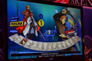 【E3 2012】「ペルソナ」シリーズは北米でも人気!さらに「CODE OF PRINCESS」や「ZENO CLASH II」も出展されていたインデックス(アトラス)ブース