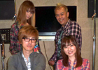 PC「ギルティクラウン ロストクリスマス」完全生産限定版同梱の特典OVAに出演する櫻井孝宏さん、阿澄佳奈さんらキャストにインタビュー
