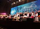 ゲームソングの祭典「SUPER GAMESONG LIVE 2012 -NEW GAME-」を写真で振り返る―アーティストのパフォーマンスとゲーム映像が融合した新たな試み