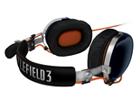 攻撃ヘリ操縦士着用のヘッドセットをイメージしたゲーミングヘッドセット「Razer BlackShark Battlefield 3 Edition」2012年8月31日発売