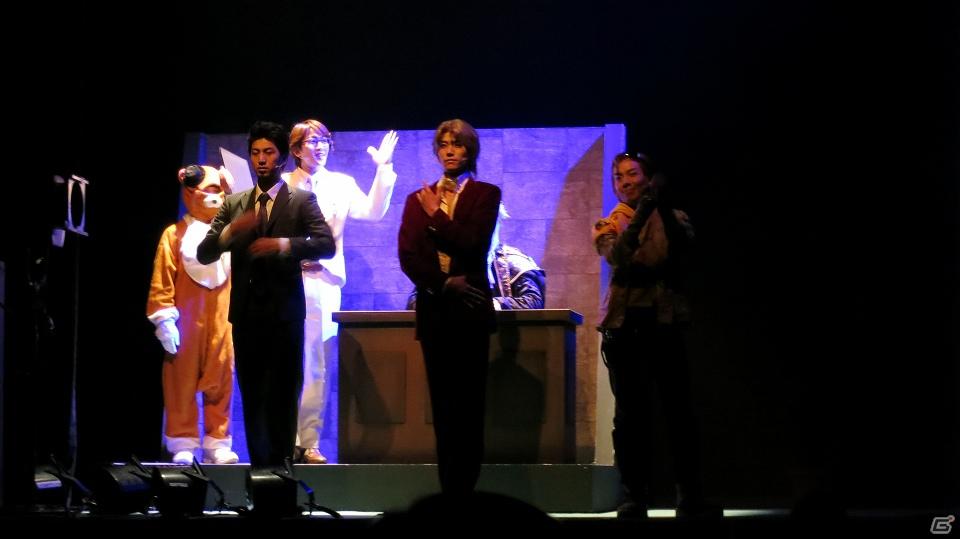 阿呆なイケメンたちが舞台でも大暴れ!前進座劇場にて「舞台VitaminZ」が8月26日まで公演中