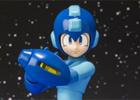 世界に愛されるキャラクター「ロックマン」がアクションフィギュアで登場