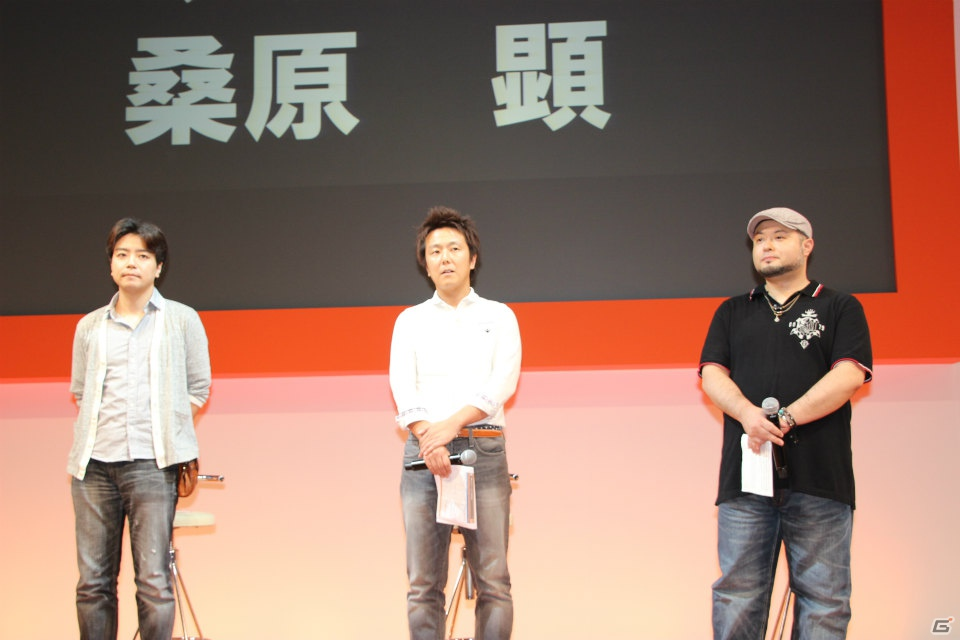 TGS 2012】アップデート情報が続...