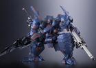 PS3/Xbox 360「アーマード・コアV」をモチーフにしたスーパーロボット超合金第2弾「ハングドマン(主任機体)」が発売決定