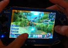 【TGS 2012】操作性に課題はあれどPS Vita版同士の通信プレイは快適に動作―「ファンタシースターオンライン2」ゲームショウでの試遊レポート