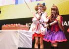 【TGS 2012】会場全体で大久保瑠美さんの誕生日をお祝い!アニメに関するトークが多く繰り広げられた「戦国コレクション スペシャルステージ」の模様をお届け!
