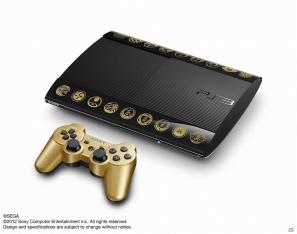 「龍が如く5 夢、叶えし者」とオリジナル仕様の新型PS3を同梱した「PlayStation 3 龍が如く5 EMBLEM EDITION」が12月6日に発売決定!