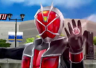 ウィザードの勇姿を一足先にチェック!Wii/PSP「仮面ライダー 超クライマックスヒーローズ」最新PVを公開