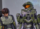 マスターチーフが惑星レクイエムより先にベルサール秋葉原に降り立った…?ゲストによるデモプレイも行われた「Halo 4 前夜祭」レポート