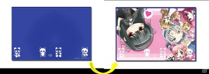 PSP「君が主で執事が俺で~お仕え日記~ぽーたぶる」初回限定版予約特典「きみある特製カスタムブックカバー」に使用できる追加カスタム用紙が配信開始