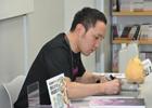 リトルテイルブロンクス構想について来年には嬉しい発表があるかも!?東京スタジオに設置されたガチャマシンとは…?松山洋氏による「ソラトロボ完全設定資料集 Vol.3 -Starlet-」発売記念イベントレポート