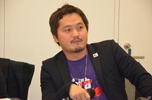 大会の解説を務めた本作のディレクター・新堀洋平氏