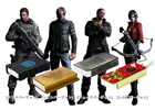 PS3「BIOHAZARD Anniversary Package」イーカプコン限定特典「タブレットケースカバー」が公開に